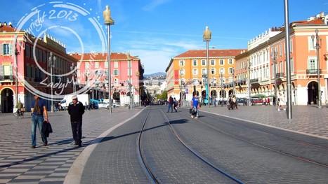 Nice : place Masséna   Talons hauts & sac à dos   Scoop.it