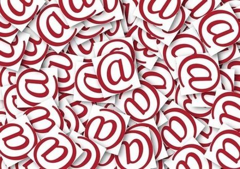Quand l'emailing reste le canal qui amène le plus de trafic web ! | Communication et webmarketing | Scoop.it