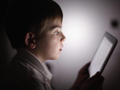 The online generation: Four in 10 children are addicted to the internet | Kickin' Kickers | Scoop.it