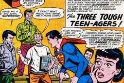 Bizarro Back Issues: Superman Against The Class Of 1962! (1962) - ComicsAlliance   NewKadia Buzz - Comic book News 24-7   Scoop.it