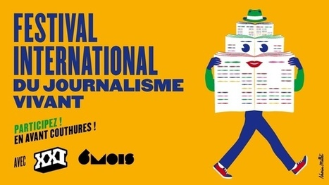 "L'aventure Couthures: festival international du journalisme ""vivant"" 