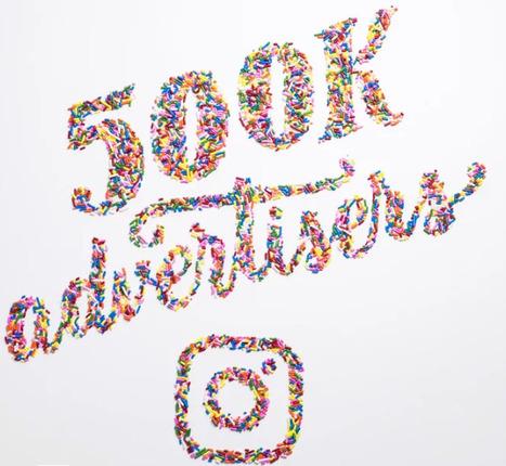 Instagram affiche 500 000 annonceurs actifs sur la plateforme | Actualité Social Media : blogs & réseaux sociaux | Scoop.it