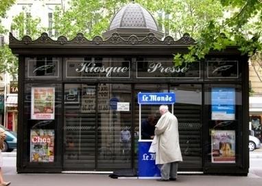 Baisse des tirages de journaux en France | L'innovation dans les rédactions - Vers un nouveau journalisme | Scoop.it