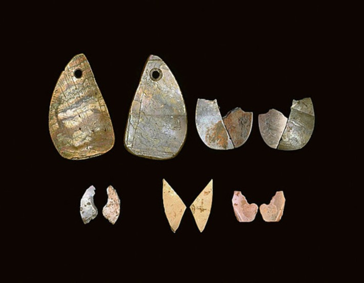 Oldest jewellery in East Asia is crafted 37,000-year-old shell | Archaeology News Network | Kiosque du monde : Asie | Scoop.it