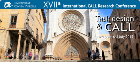 Taking to task(s): Task design and CALL (Tarragona, July 2015) | TELT | Scoop.it