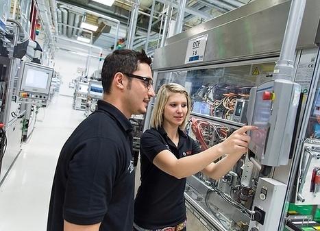 Digitalisierung: Industrie 4.0 braucht Ausbildung 4.0 | Personal | Haufe | E-Learning Methodology | Scoop.it