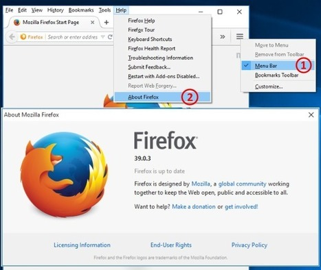 Update Firefox Now! Or a Security Flaw Can Steal Your Local Files | Vloasis vlogging | Scoop.it