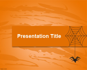 Web & Spider PowerPoint Template | Free Powerpoint Templates | Organizing | Scoop.it