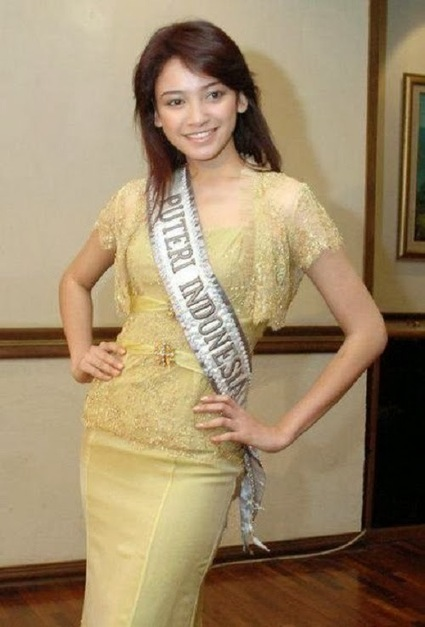 Indonesian Beauty Queen pageant Agni Pratistha | Celebrity Girls Photo Gallery | cute girls picture | Scoop.it