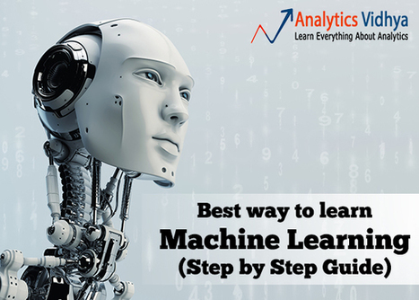 Learning Path : Your mentor to become a machine learning expert   Big and Open Data, FabLab, Internet of things   Scoop.it