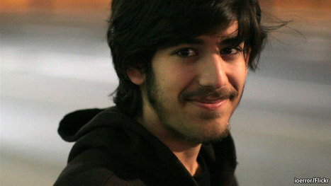 Aaron Swartz | Politics economics and society | Scoop.it