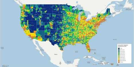 The US Population Explosion In One Cool GIF   Home Loans   Scoop.it