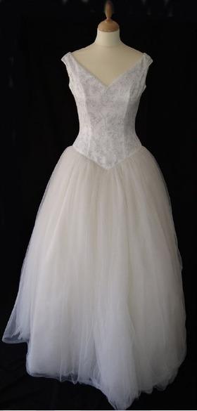 Annonce : Robe de mariée originale occasion pas cher - Languedoc Roussillon - Hérault - Occasion du mariage   toujoursalamode   Scoop.it