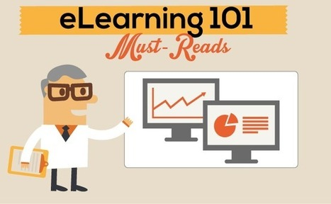 eLearning 101: 10 Must-Reads Before Creating Your First Course | iPad in the education | Scoop.it