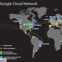 Google muscle ses infrastructures cloud mondiales - Le Monde Informatique | Actualité du Cloud | Scoop.it