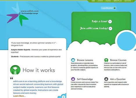 Cómo crear gratis cursos de aprendizaje online | ICT hints and tips for the EFL classroom | Scoop.it