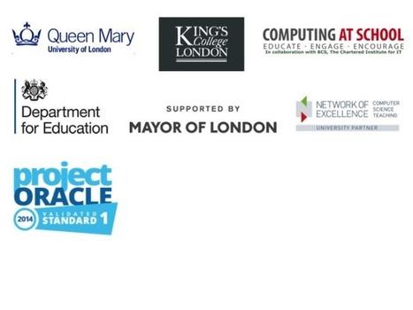 Teaching London Computing | Informatics Technology in Education | Scoop.it