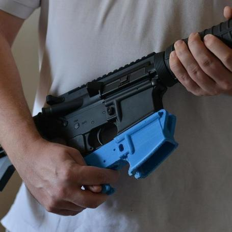"Officials: Stopping 3D-Printed Guns Could Be Impossible | L'impresa ""mobile"" 