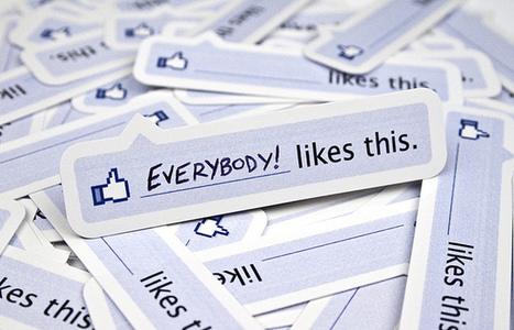 I Mi Piace di Facebook saranno presto personalizzabili | news INTERNET E TECNOLOGIA | Scoop.it