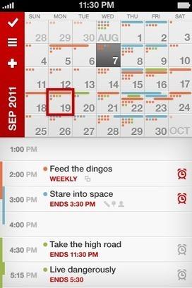 Best iPhone Calendar App Showdown | iPhone Hacks | How to Use an iPhone Well | Scoop.it