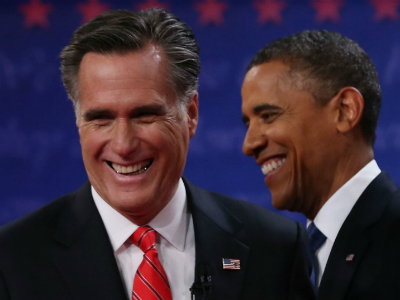 Romney Biggest Debate Winner In History: Poll | Business News - Worldwide | Scoop.it