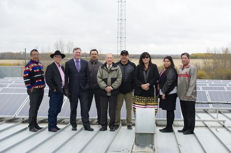 Alberta launches Indigenous renewables pilot program   Alberta.ca   Eye on Alberta #Tech   Scoop.it