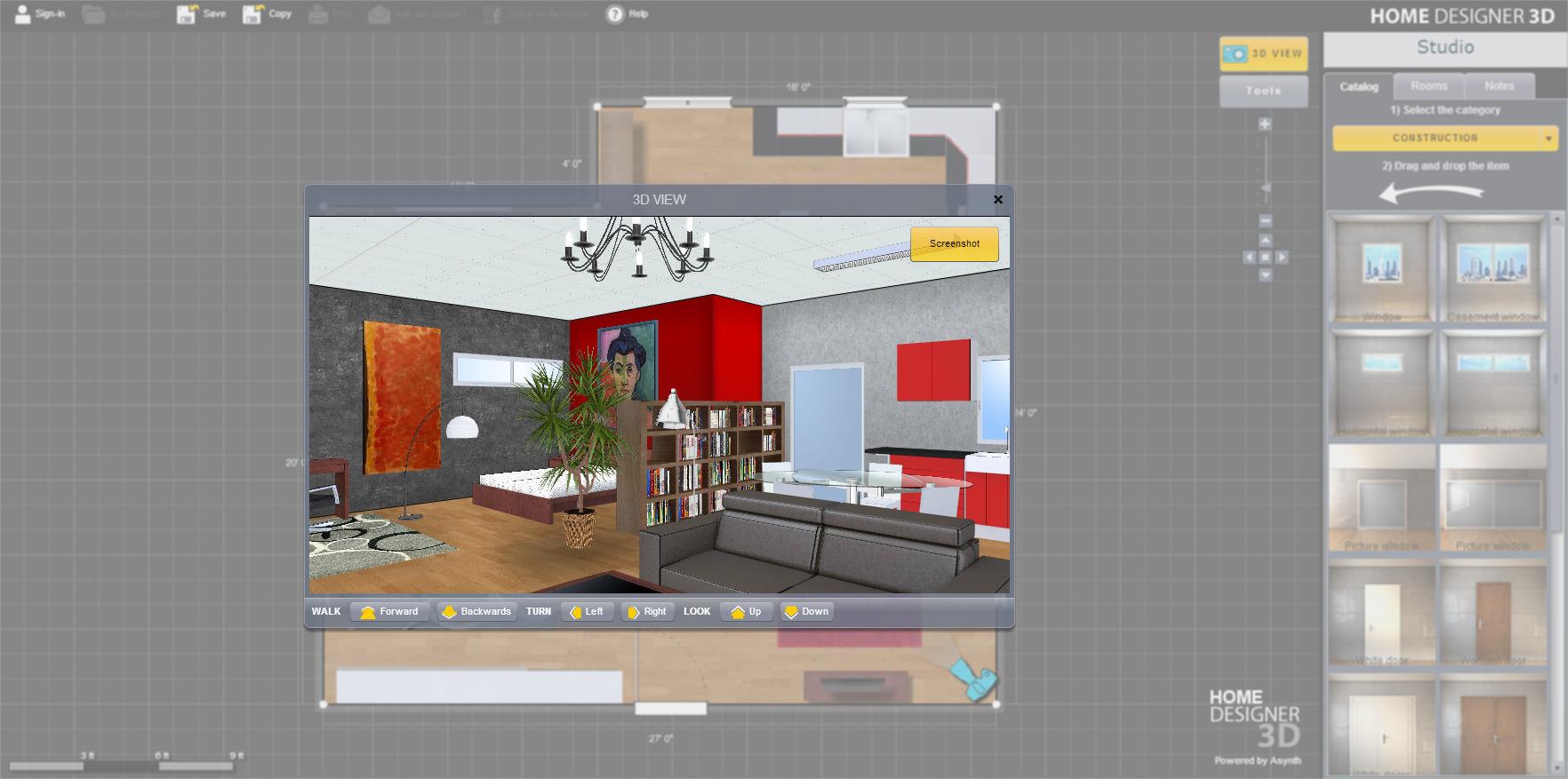 Logiciel architecture gratuit en ligne photos de for Amenagement interieur logiciel gratuit