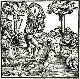 26 mai 1755 éxécution de Mandrin condamné pour crime de lèse-majesté   Racines de l'Art   Scoop.it
