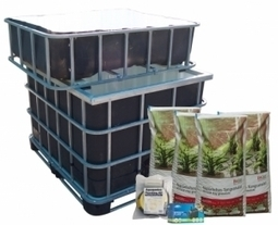 IBC Aquaponics Complete Kit | Hydroponic Xpress | Scoop.it