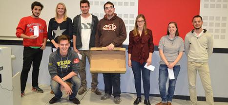 ESSCA – 2e marathon étudiant de la création d'entreprises | Actualités ESSCA | Scoop.it