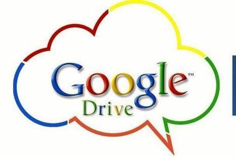 TIC y TIC: Google Drive: 5 Gb gratuitos en la nube. | Educación a Distancia y TIC | Scoop.it