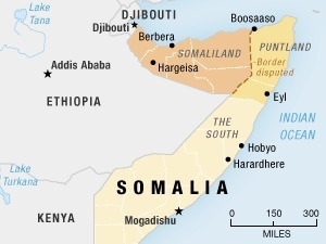 Why Somaliland is not a recognized state | Geography Education | Scoop.it