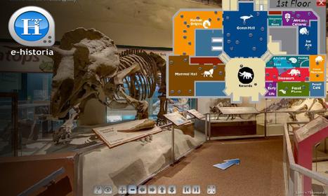 Visitas Virtuales Para Arte, Historia y Geografía - E-Historia | ARTE, ARTISTAS E INNOVACIÓN TECNOLÓGICA | Scoop.it