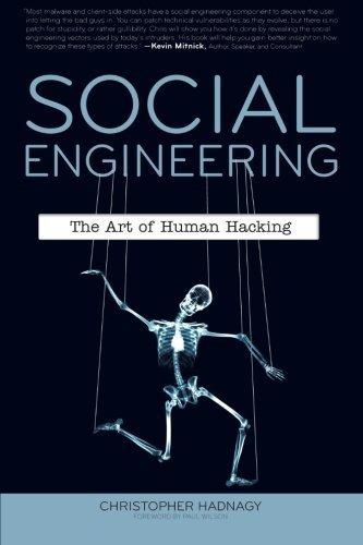 Social Engineering: The Art of Human Hacking | Ebook Store | Scoop.it