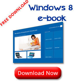 Windows 8 Cheat Sheet and Shortcuts e-book for free » Windows 8 Hacks | Ask Marty Tech Stuff | Scoop.it