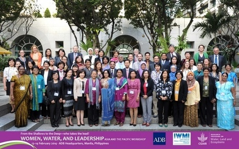 Getting Women in to the business of water | Sustainable Futures | Scoop.it