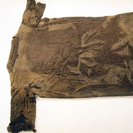 Gaze at this Iron Age tunic that was just uncovered in Norway - msnNOW   The Neolithic Period   Scoop.it