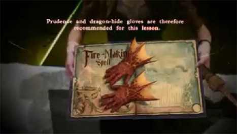 Harry Potter's Author Helping Sony With an Interactive PlayStation...Book...Thing | Library Corner | Scoop.it