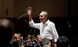 Gramophone awards honour Claudio Abbado with one final prize | medici.tv - newsfeed | Scoop.it