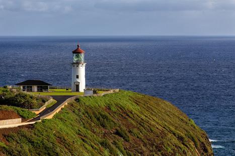 Kilauea Point Lighthouse   ❀ hawaiibuzz ❀   Scoop.it