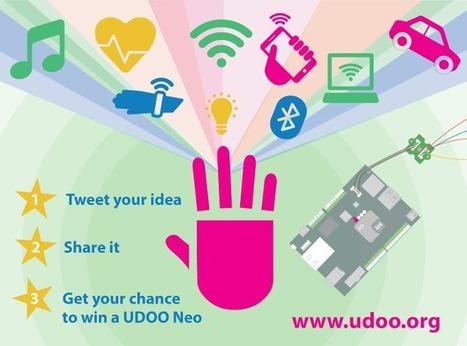 UDOO Neo Twitter Contest - UDOO | Raspberry Pi | Scoop.it