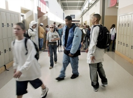 Fitting In at Suburban Schools   Various School Issues   Scoop.it