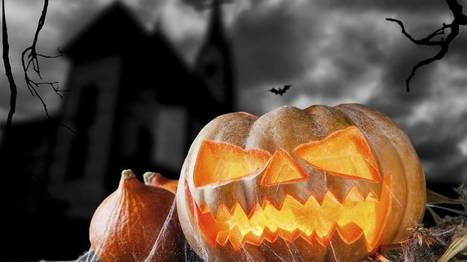 10 (affreuses) idées de décoration pour Halloween | La décoration par Maison Blog | Scoop.it