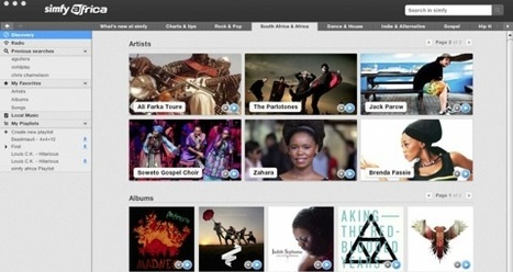 Spotify, Deezer or Spinlet? Africa's music streaming choice | Music business | Scoop.it