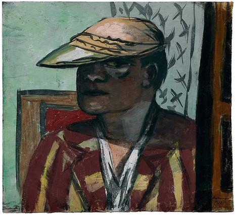 Max Beckmann. Self-Portrait. 1938 | Vers les hauteurs | Scoop.it