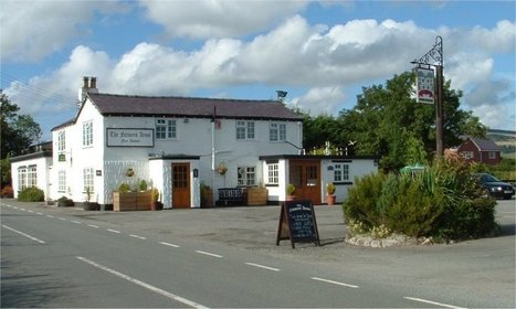 Our British Pubs' Pub of the Week is The Farmers Arms near St Asaph, Denbighshire | British-Pubs Newsletter | Scoop.it