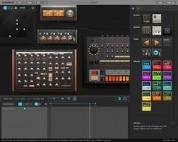 Audiotool : studio de création musicale en ligne | Fredplus | what's up in librairies ? | Scoop.it