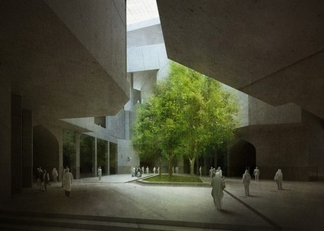 New National Museum of Afghanistan - eVolo | Architecture Magazine | ami meg tetszik | Scoop.it