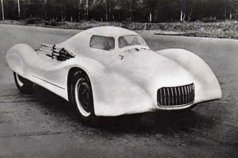 These Soviet Concept Vehicles Are Clearly From An Alternate Universe | Machinimania | Scoop.it
