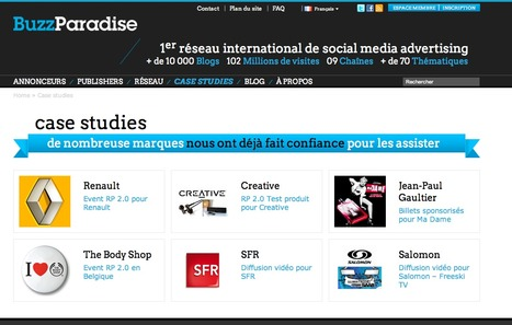 [Exclu] BuzzParadise lance une offre inédite de tweets sponsorisés en Europe | SocialWebBusiness | Scoop.it